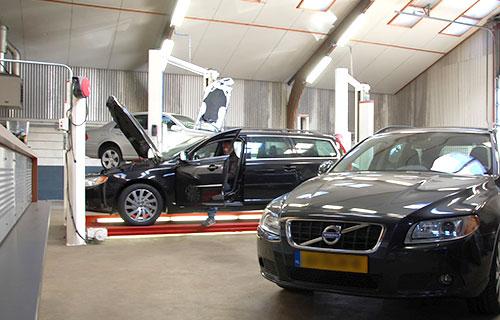 Lees meer over onze Volvo Service